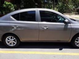 Veículo nissan versa 1.6 - 2018 - 47km - novo - 2018