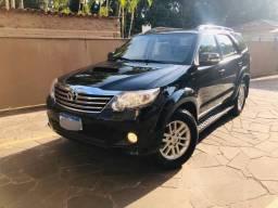Toyota Hilux sw4 SRV 2012 4x4 turbo diesel impecável - 2012