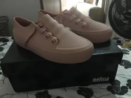 Sapato da Melissa original