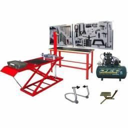 Ferramentas e equipamentos