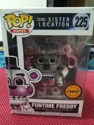 Funko pop Funtime Freddy chase