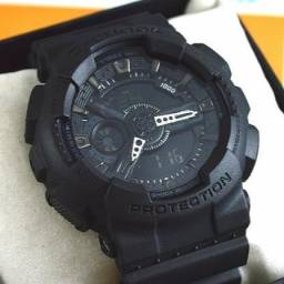 Relógio Masculino G Shock Casio 100% Automático + Caixa