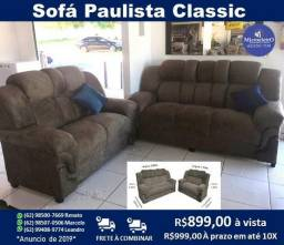 Sofá Paulista Classic
