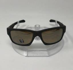 Óculos de Sol 100% Polarizado Oakley Jupiter Squared Marrom - Entrega Grátis 85a6312104