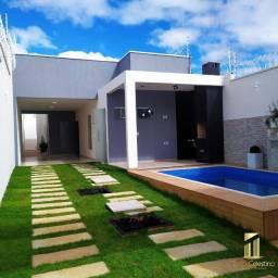 Casa 3 quartos Jardim Gonzaga