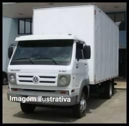 Caminhão Volkswagen baú