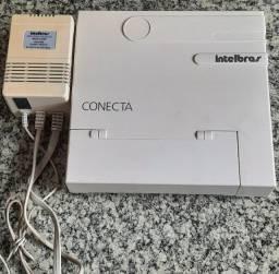 Central Pabx Conecta Intelbras 2 Linhas 8 Ramais
