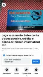 Caça vazamento * credito debito