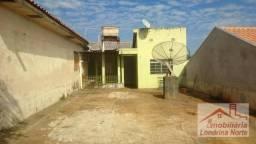 Casa com 3 dormitórios para alugar, 76 m² por R$ 500,00/mês - Parigot de Souza 2 - Londrin
