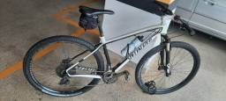 Bike Spacialized Carbono Novíssima!