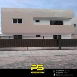 Apartamento com 2 dormitórios à venda, 60 m² por R$ 110.000 - Paratibe - João Pessoa/PB