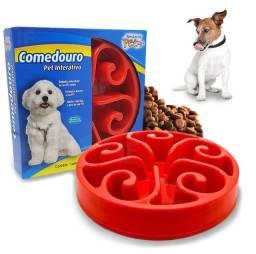 Comedouro Pet Diminui a Velocidade de seu Cachorro Comer