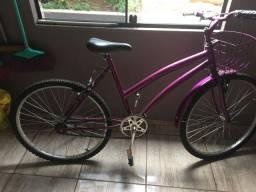 Bicicleta e roller