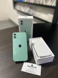 IPhone 11 64GB Green disponível NOVO