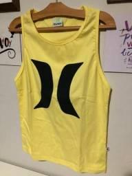 Camiseta regata hurley, Nova,