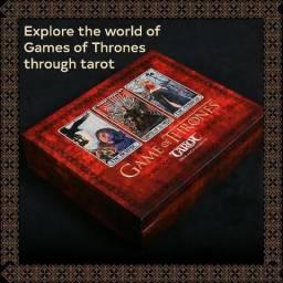 Jogo De Cartas Game Of Thrones Tarot