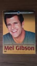 DVD Box Coleção Mel Gibson