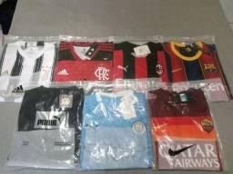 Camisas de time todas M