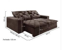 Oferta Especial !!! Sofa Martins C/ 290 Largura /