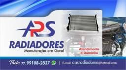 Serviço em Radiadores,Higienização automotiva, sofás, colchões e Lava-Jato