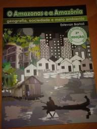 Livro - O Amazonas e a Amazônia 2ª edição