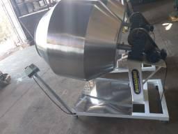 Drageadeira industrial 180 litros 220V trifásica