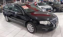 Volkswagen Passat variant 2.0 automático 2006 financiamento em até 60x