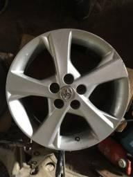 Rodas do Corolla aro 16
