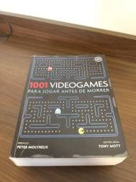 Livro 1001 vídeo games