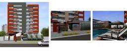 Apto Novo Grande 04 Suites Mobiliado Centro Cascavel