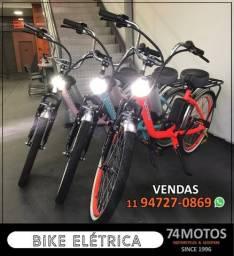 Bike Elétrica - Sonny - 0KM