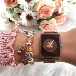 Relógios e acessórios femininos