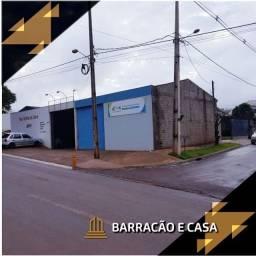 Barracão com Casa em Palotina - PR