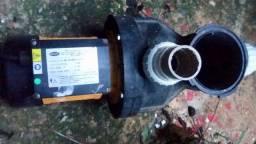 Bomba e motor de pressão