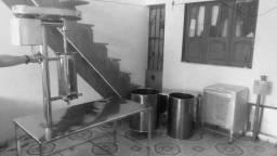 Máquinas em inox completas autorizadas