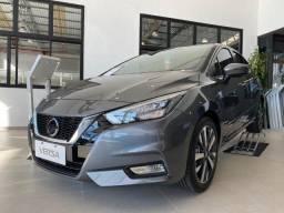 Novo Nissan Versa Exclusive CVT 2022