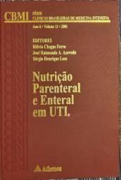 Nutrição Parenteral e Enteral em UTI - CMBI