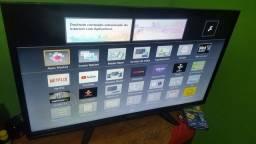 Smart tv panasonic 32 polegadas