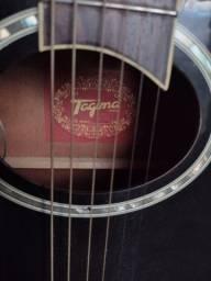 Violão elétrico acústico Tagima Dallas