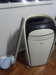 ar condicionado portátil (preço negociavel)
