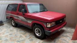 BONANZA CUSTOM DE LUXE ,1993,Completa,a diesel, turbo, muito bem conservada