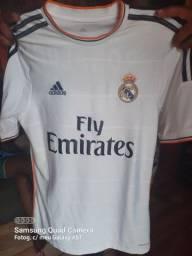 Título do anúncio: Camisa Real Madrid 2013/2014 Original