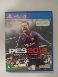 Título do anúncio: PES 2019 PS4