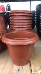 Título do anúncio: Promoção de Vaso Redondo Pequeno 1,7Lts somente 6 reais a unidade