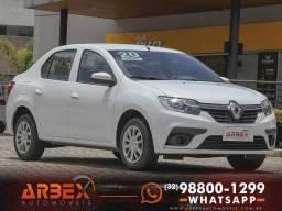 Renault Logan Zen Flex 1.6 16V 4p Mec. 2019/2020