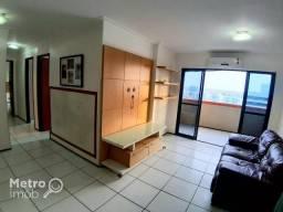 Apartamento com 3 quartos para alugar, 92 m² por R$ 3.400/mês - Ponta do Farol - São Luís/