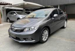HONDA CIVIC 1.8 LXS 16V FLEX 4P MANUAL 2012/2012