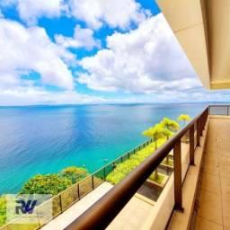 Apartamento  4  Dormitórios à venda   460 m²   R$ 12.000.000,00 - Vitória - Salvador/BA