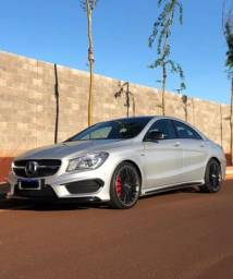 Título do anúncio: Mercedes Bens Cla 45 AMG