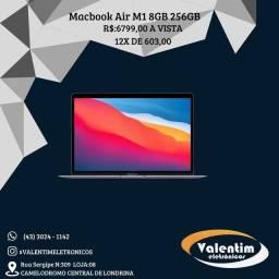 MacBook Air 8GB 256GB